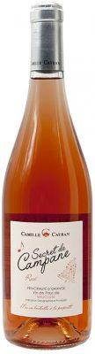 RoséSecretDeCampane-Vin-de-Pays-Orange