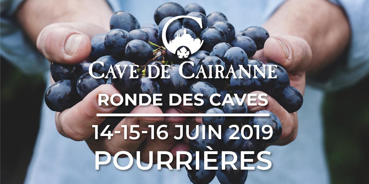 du 14 au 16 Juin 2019 - Ronde des Caves à Pourrières