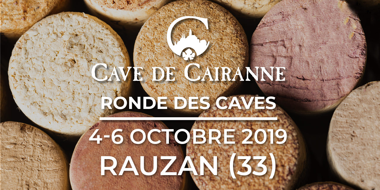 Ronde des caves rauzan 2019