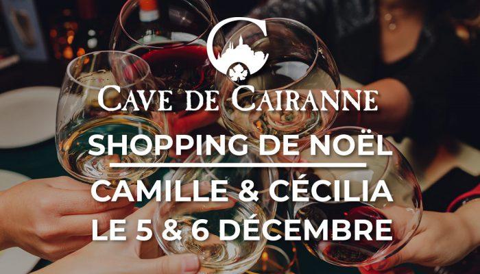 Week end shopping de Noël les 5 & 6 décembre 2020 + Prolongation Offre 5+1