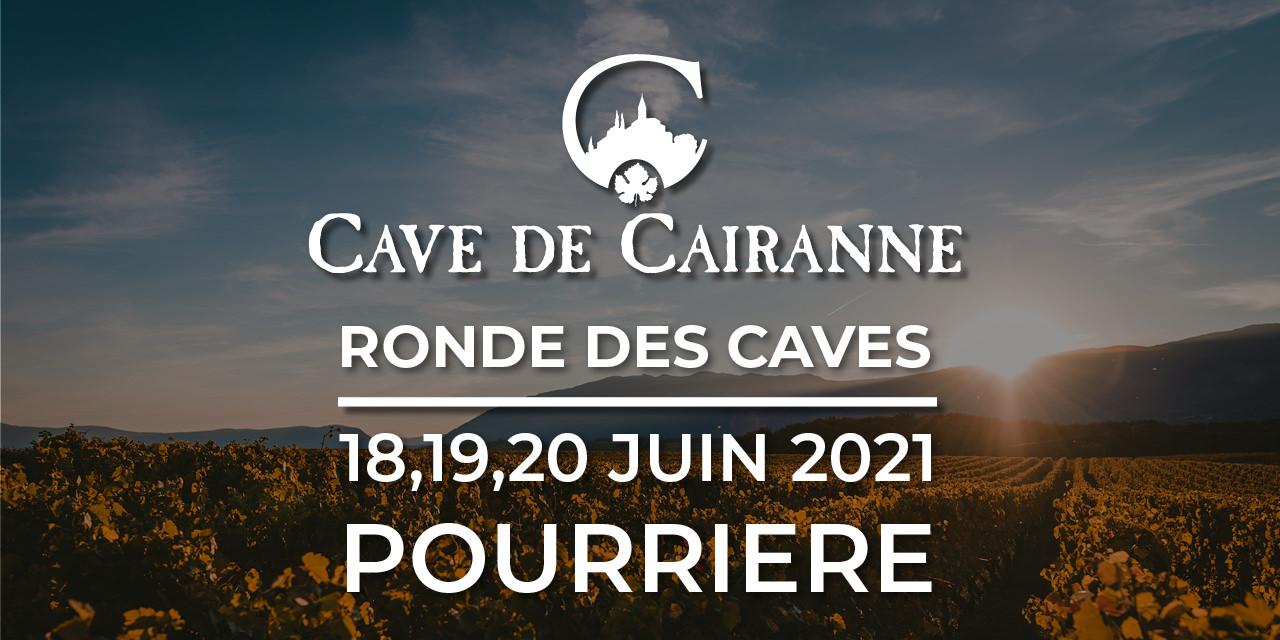 Ronde des Caves du 18 au 20 Juin 2021