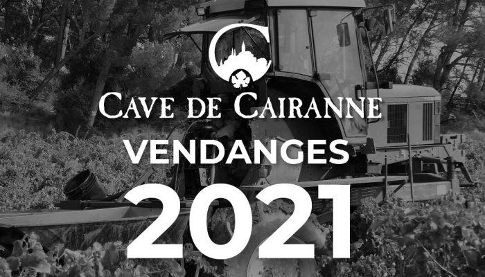 Les vendanges 2021